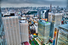 Ohhh Tokyo how I love thee (Sprengben [why not get a friend]) Tags: city wedding summer urban music art japan skyscraper observation japanese tokyo bay amazing nikon shinjuku asia artistic gorgeous awesome watch elevator style divine international stunning tokyotower metropolis yokohama charming foreign fabulous hdr shushi hiyoshi engaging travelphotography d90 keiouniversity photomatix shibuja mywinners travellight d3s sprengben nationalgovernmentbuilding wwwflickrcomphotossprengben fatherofshushi