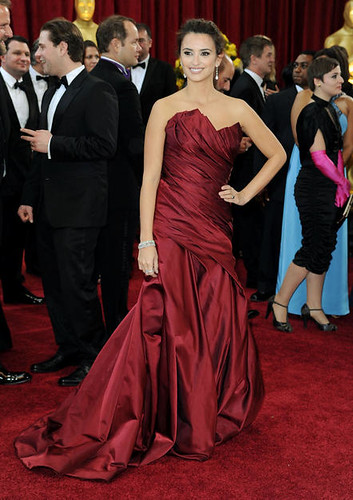 Penelope Cruz at the 82nd Annual Academy Awards