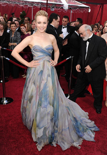 Rachel McAdams at the 82nd Annual Academy Awards