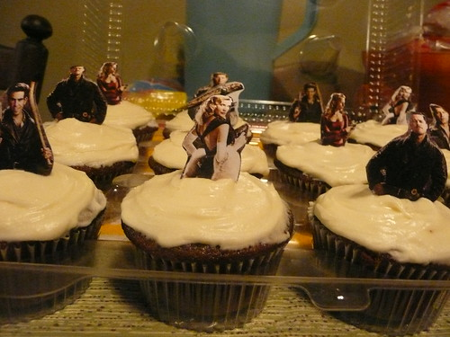 basterds cupcakes.