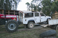 Nyika Vwaza Trust Vehicles & Workshop