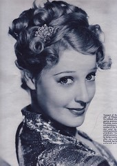 Jeanette MacDonald (Silverbluestar) Tags: ladies girls bw classic film beautiful beauty vintage hair stars 1930s women opera pretty womens redhead hollywood singer actress movies celebrities mgm hairstyles updo metrogoldwynmayer jeanettemacdonald