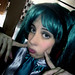 Miku Hatsune want something