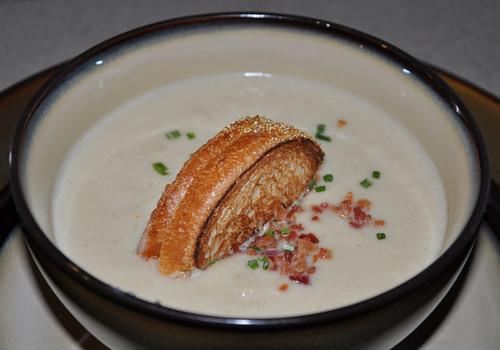 Sweet Onion Bisque
