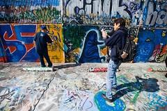 Graff Lab, L.A. Gang Tours (Eric Wolfe) Tags: urban usa graffiti la losangeles downtown tour unitedstates crime tagging gangs tourguide bustour calfornia gangtours original:filename=20100220314jpg