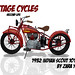 1932 Indian Scout 101 -rideable- in SL