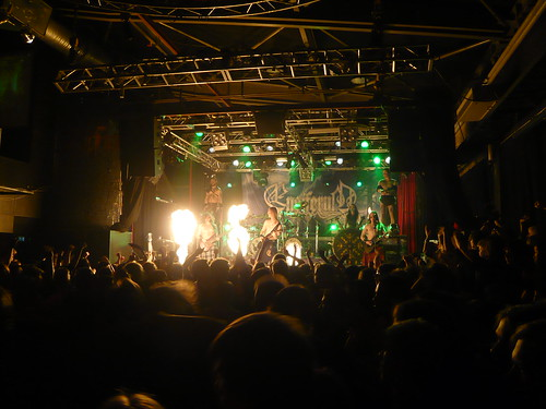 Ensiferum at Nosturi (Helsinki)
