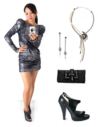 Designer Fashion Online: Frockaholics Boutique