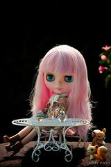 Pinky Rose Tea