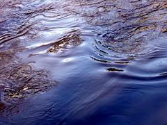 ripple (dmixo6) Tags: sky sun canada nature water stone march spring muskoka 2010 gravenhurst dmixo6