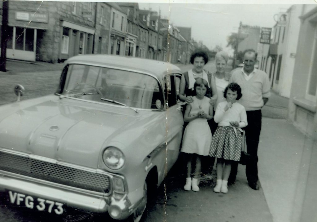 Betty Watt, 1960's