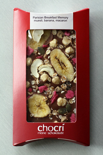 Review:  Chocri Custom Chocolate Bars