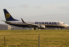 EI-DAY - 33558 - Ryanair - Boeing 737-8AS - Standsted - 071201 - Steven Gray - IMG_7657