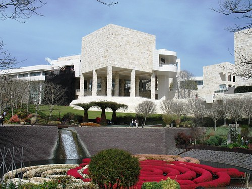 The Getty Museum in Los Angeles