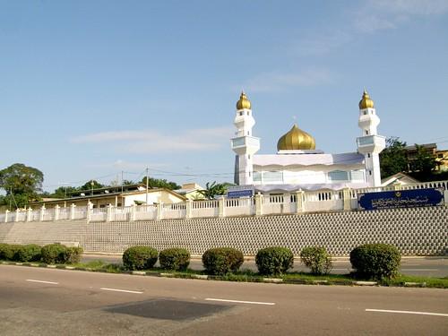 Image result for masjid jamek al kautsar kluang