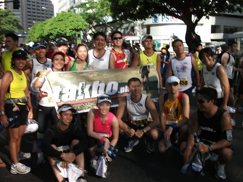Globe Run For Home 2010: the Takbo.ph Family
