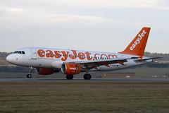 G-EZDC - 2043 - Easyjet - Airbus A319-111 - Luton - 100105 - Steven Gray - IMG_6027