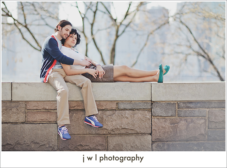 New York City Engagement Session Brooklyn j w l photography 07