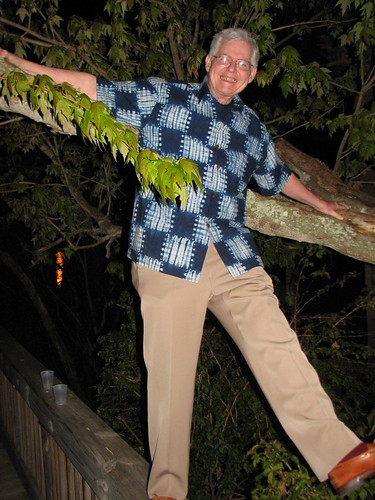 David in a tree