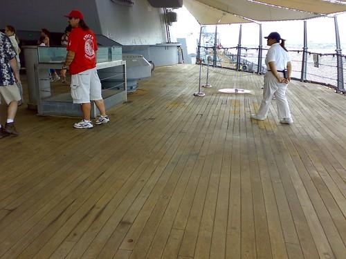 Surrender deck