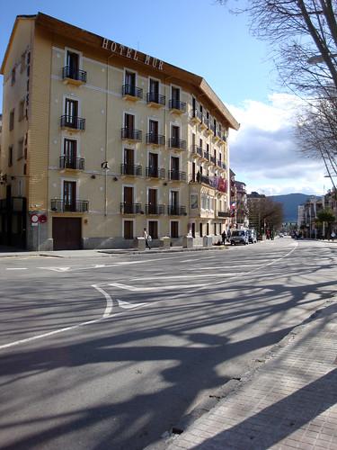 Hotel Mur en Jaca