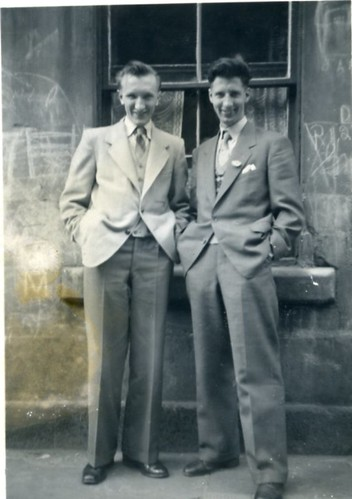 Jack and Frank, 1954