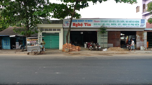 bún stand in phu quoc