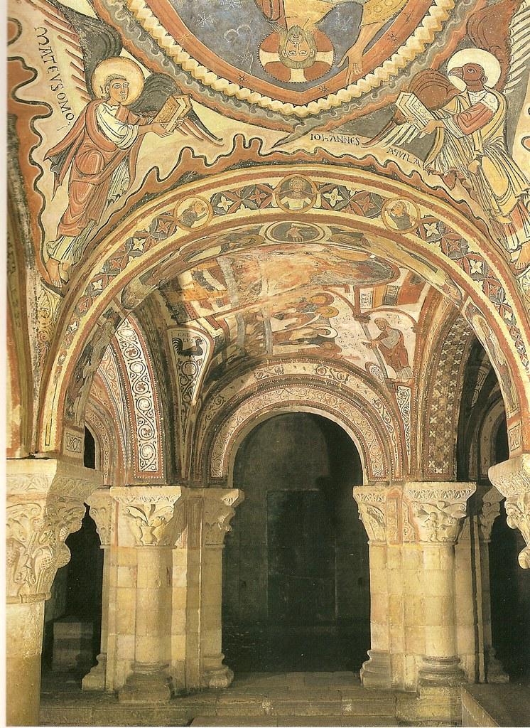 capela sistina do românico
