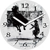 Tracy Hudnut IPRA Bullfighter Clock
