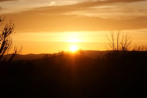Shenandoah Valley Sunset