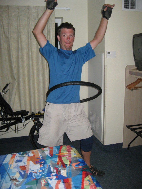 Move Those Hula Hoop Hips