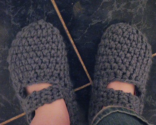 Slipper done!