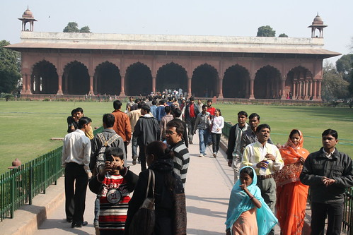 City Landmark – Red Fort, Old Delhi