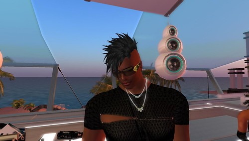 dj anelinium parx in second life