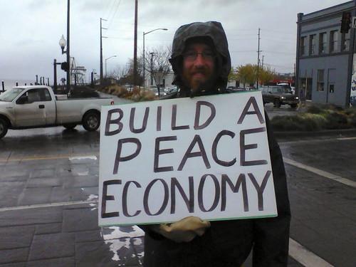 Build A Peace Economy