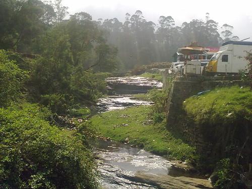 Fairy falls - Kodaikanal