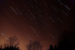 Startrails-30min-2 (CGA[AvoidingResourcefulGooglers]) Tags: light stars star timelapse space trails astrophotography streaks estrella constellations startrails