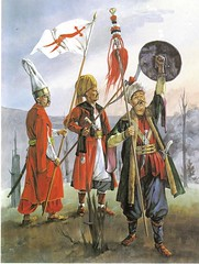 Ottoman Warriors (cool-art) Tags: turkey asia europe military east elite empire warriors wars ottoman middle turkish janissary