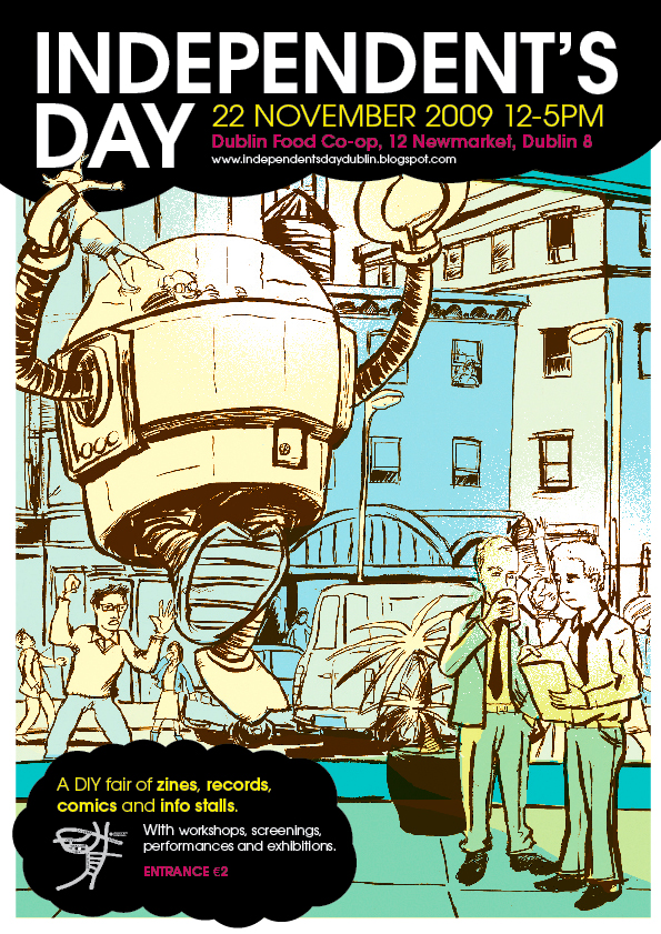 Independents Day 2009 poster