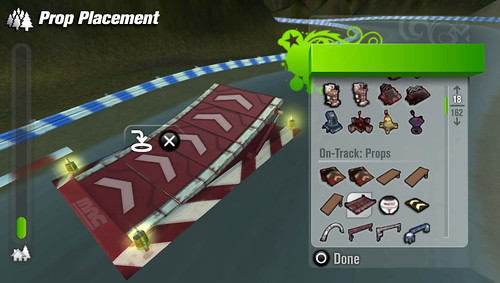 ModNation Racers PSP: Props and Obstacles preview