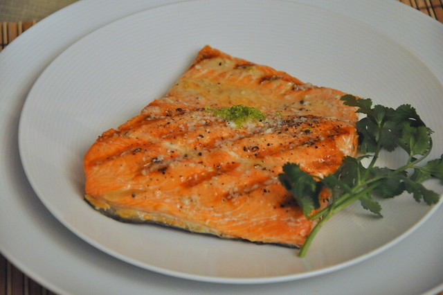 4501365121 f69011eb8f z Grilled Salmon with Lime Butter Sauce + Motown Mix
