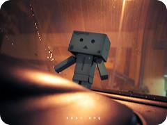 084/365: night (sean eng) Tags: color digital toy actionfigure amazon toystory ixus 365 danbo project365 revoltech seaneng danboard seanengcanon