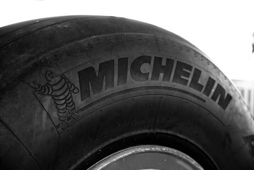 Michelin Man.