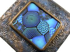 Box - close look (Creative Art Center) Tags: mushroom cane box handmade awesome wolke august jewelry line fimo clay mus sunflower elegant ostern diseo bolacha chalks polymer weihnachtem arcillaspolimricas alkhymeia