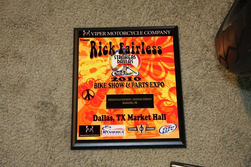 2010 Rick Fairless Bike Show - Pro Class