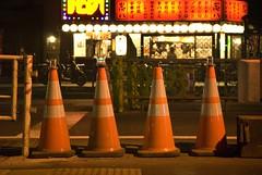Road cones 01