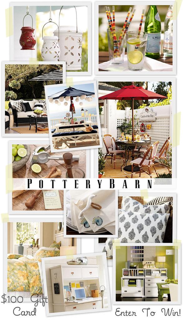 Win Pottery Barn Gift Cards