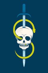 MUMEDI Poster Call (Victor Ortiz - iconblast.com) Tags: illustration poster mexico death skull design la colombia graphic victor muerte una sonrisa medellin con ortiz calaca a mumedi iconblast