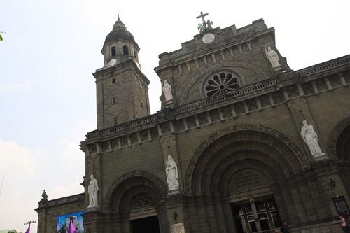 马尼拉教堂