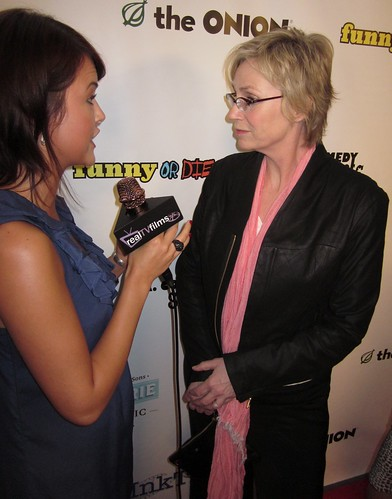 Jane Lynch, LA Comedy Shorts